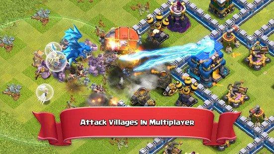 Clash of Clans Mod Apk Free Download 3