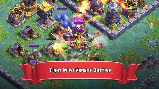 Clash of Clans Mod Apk Free Download 4