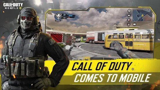 Call Of Duty Mobile Mod Apk Free Download 1