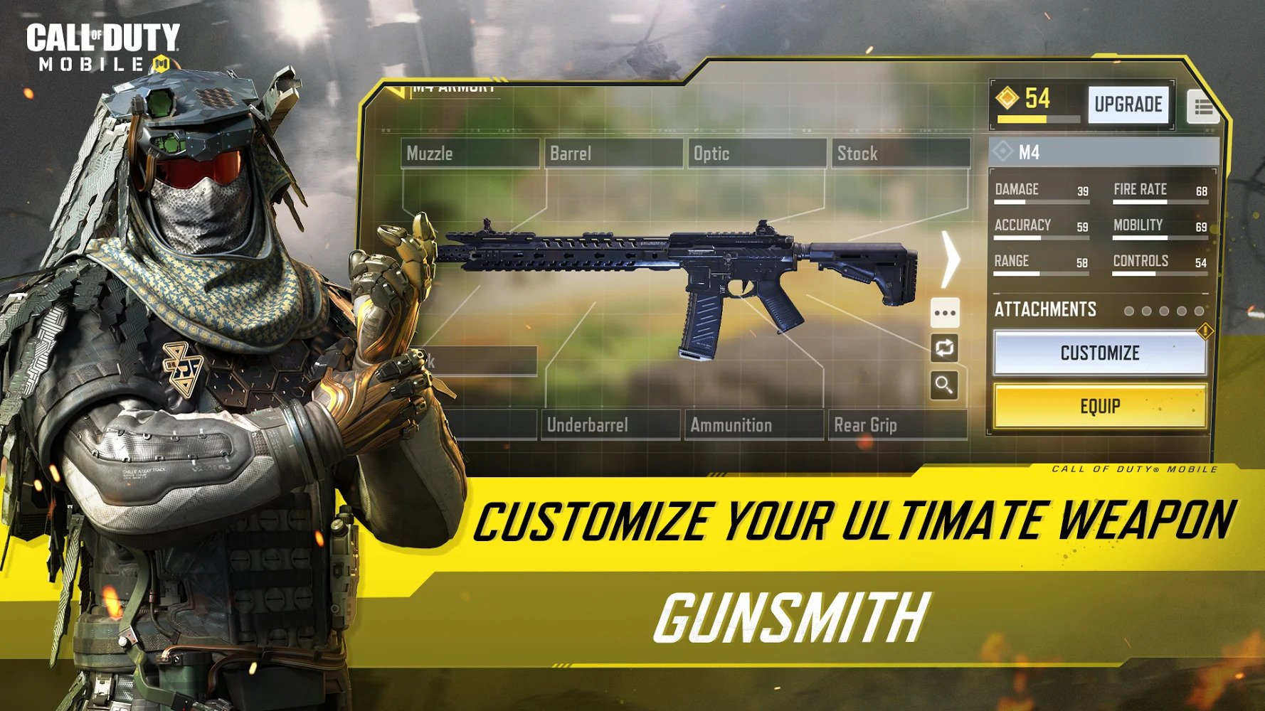 Call Of Duty Mobile Mod Apk Free Download 4