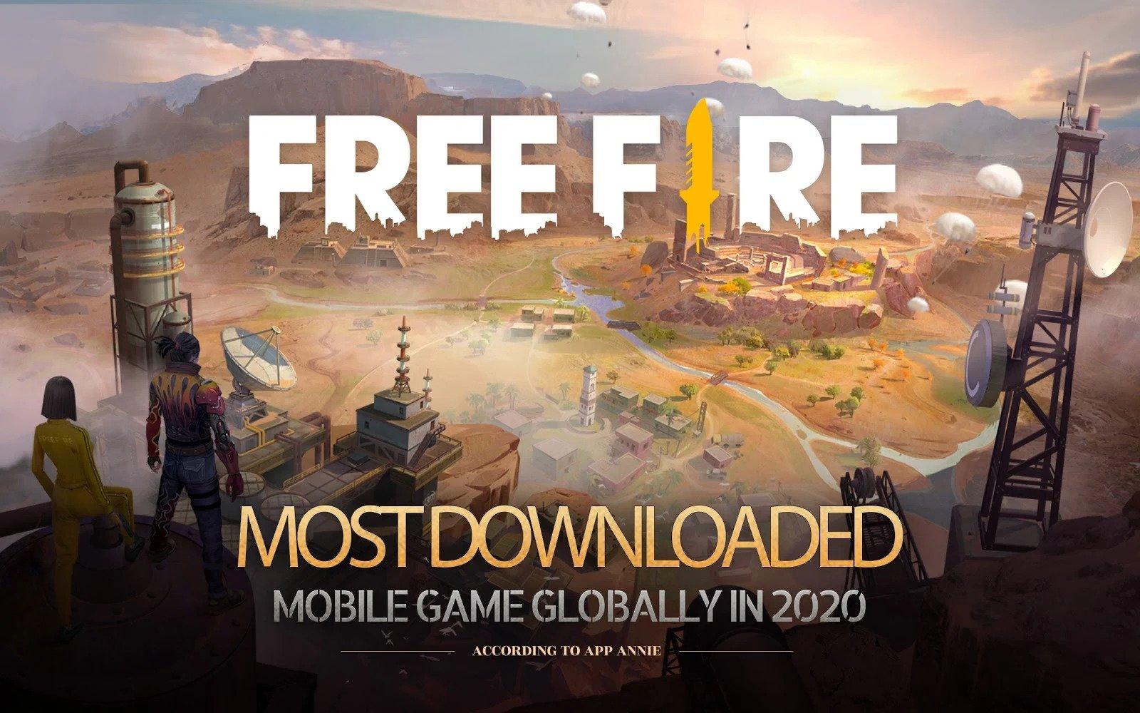 Garena Free Fire Mod Apk Free Download 1