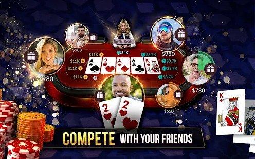 Zynga Texas Holdem Poker Mod Apk Free Download 2