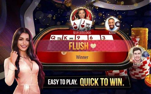 Zynga Texas Holdem Poker Mod Apk Free Download 3