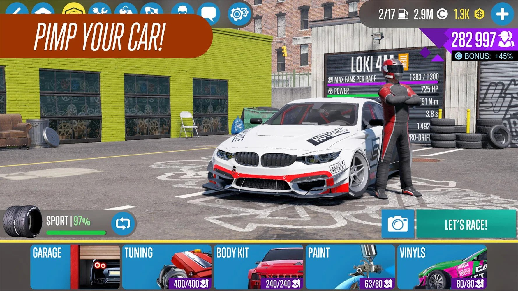CarX Drift Racing 2 Mod Apk Free Download 1