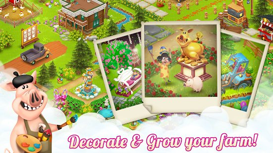 Hay Day Mod Apk Free Download 2