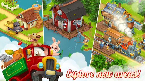 Hay Day Mod Apk Free Download 3